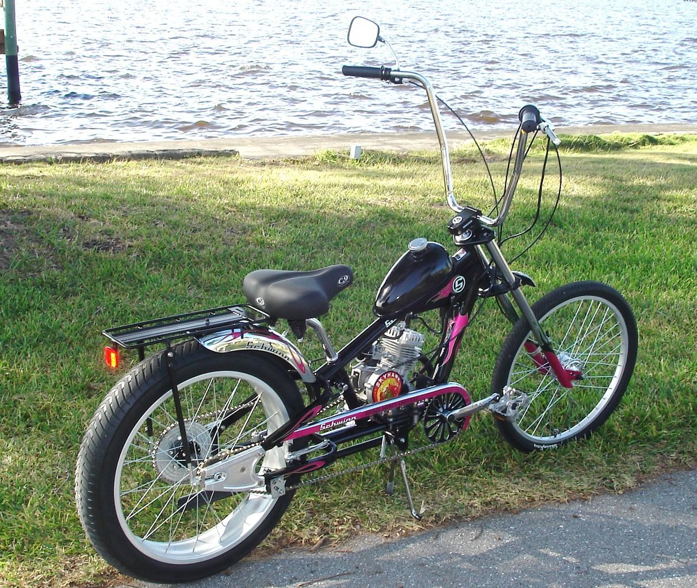 Frame Extender Brackets Pedalchopper