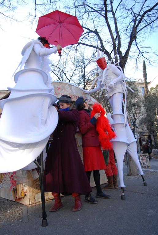 Les facteurs d'amour - Février 2009
