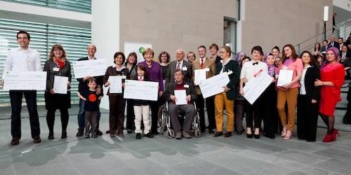 startsocial Bundespämierung 2011/2012, Foto: Thomas Effinger