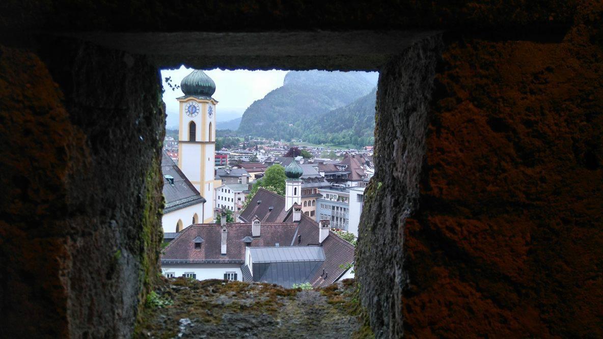 Blick auf Kufstein