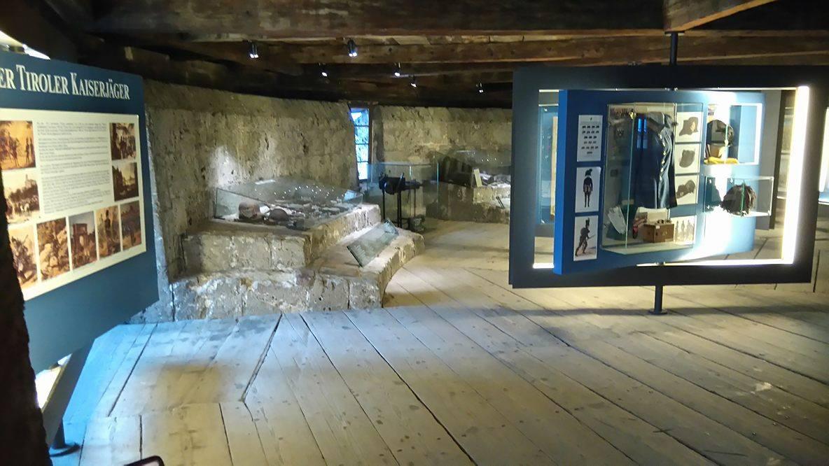 Seit 1998 präsentiert sich das Festungs- und Heimatmuseum in neuer Form