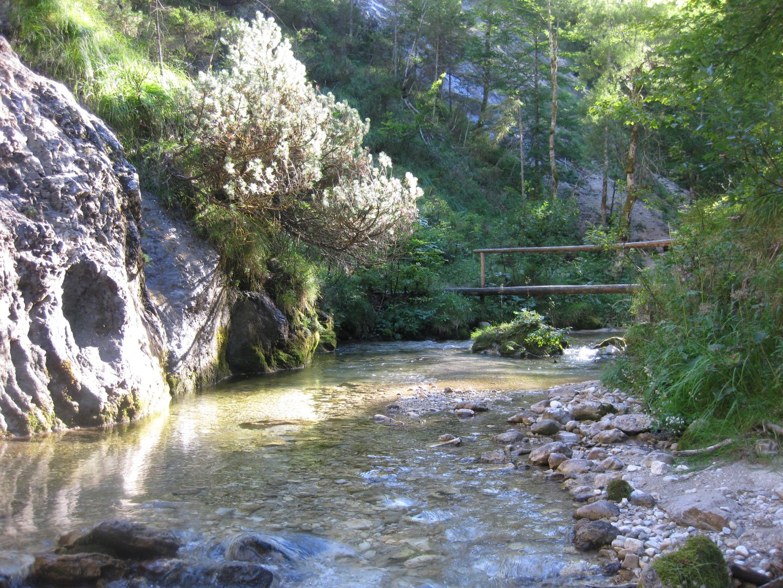 eine der schönsten Klammwanderungen in Tirol