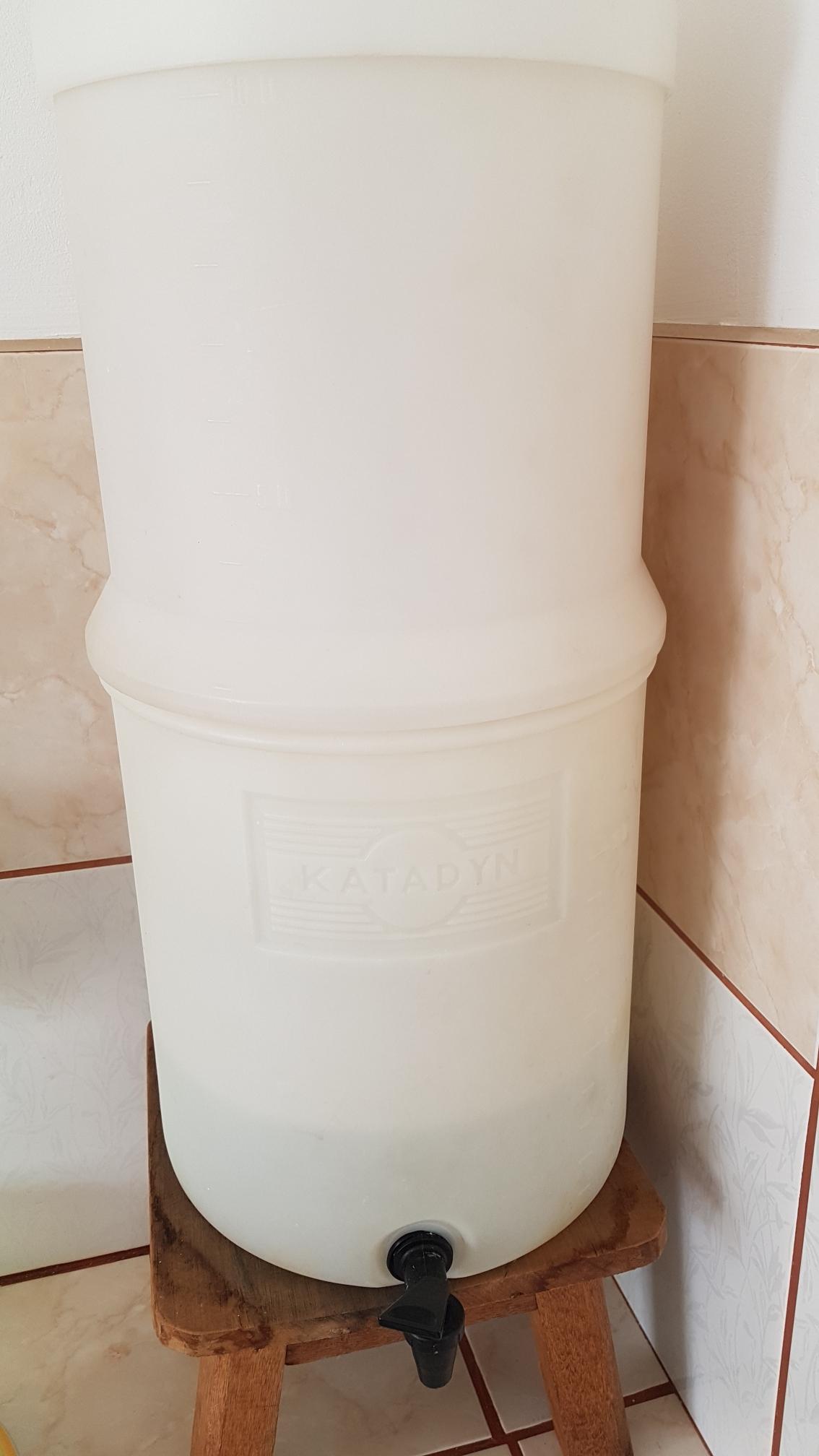 Unser Wasserfilter