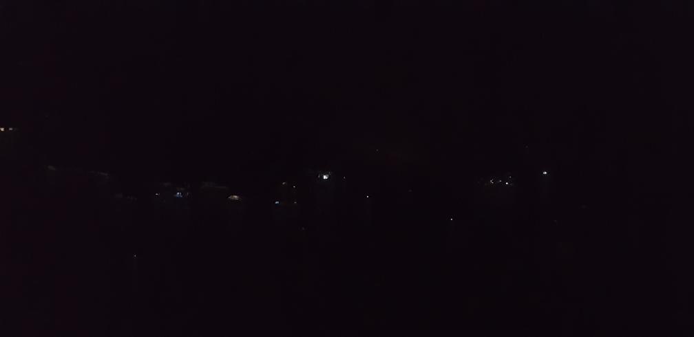 Curahuasi in der Dunkelheit