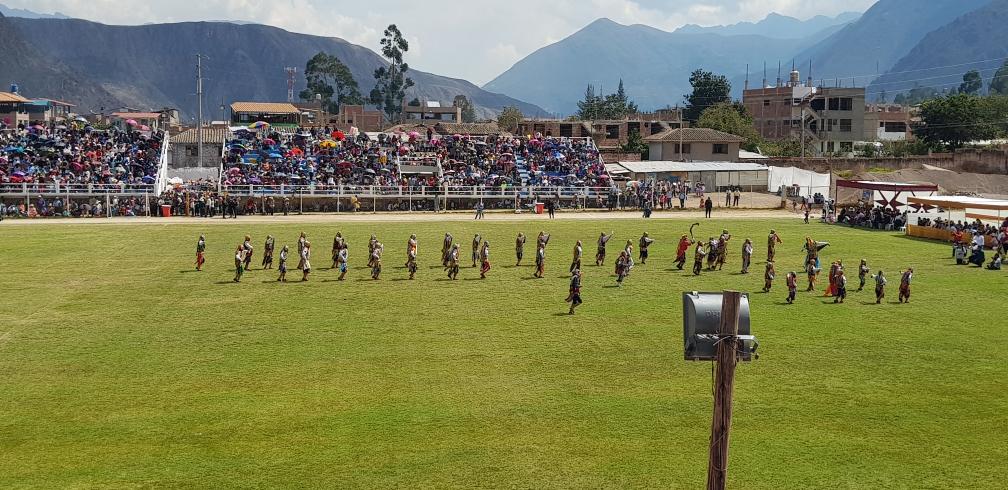 aus ganz Peru...