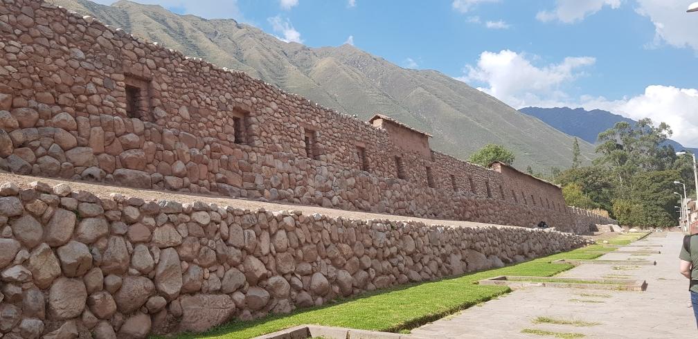 Residenz des Inka-Herrschers