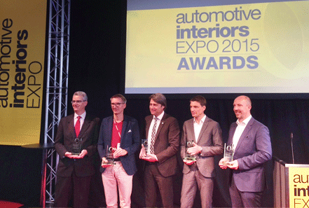 Executive Search China: Automotive Interior Award in Stuttgart, Germany