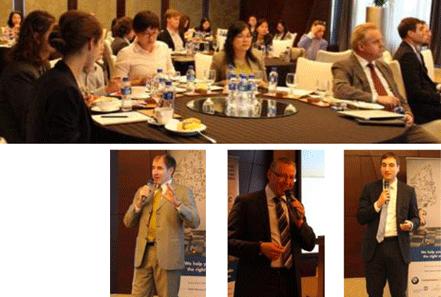 Executive Search China: HR & Recruitment Forum Beijing, China
