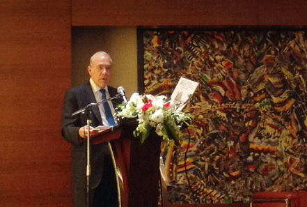 Executive Search China: Angel Gurria OECD Beijing, China