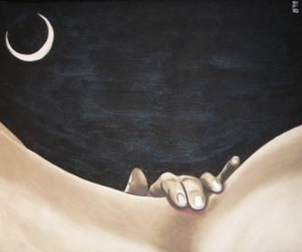 468 - La femme, la nuit et la lune, 2012