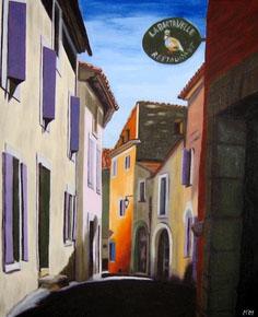 263 - La Bartavelle / Goult, 2001