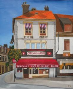 492 - Café du Marché - Dives-s.-M., 2013