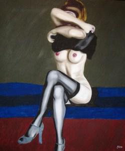 339 - Mit schwarzem Pulli, 2006