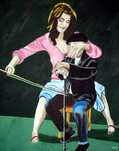 371 - Maler und Muse, 2008