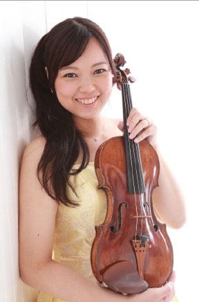 Piace Quartet(ピアーチェカルテット)Violin 伊藤 真澄海