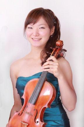 Piace Quartet(ピアーチェカルテット)Viola 栗原 由樹