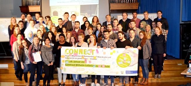 Leibniz Gesamtschule Duisburg Wettbewerbteilnahme