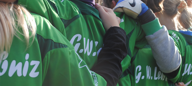 Leibniz Gesamtschule Duisburg Mädchenfußball