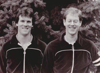 Gründung des Tennis College Buchholz 1982 mit Paul MacDonald