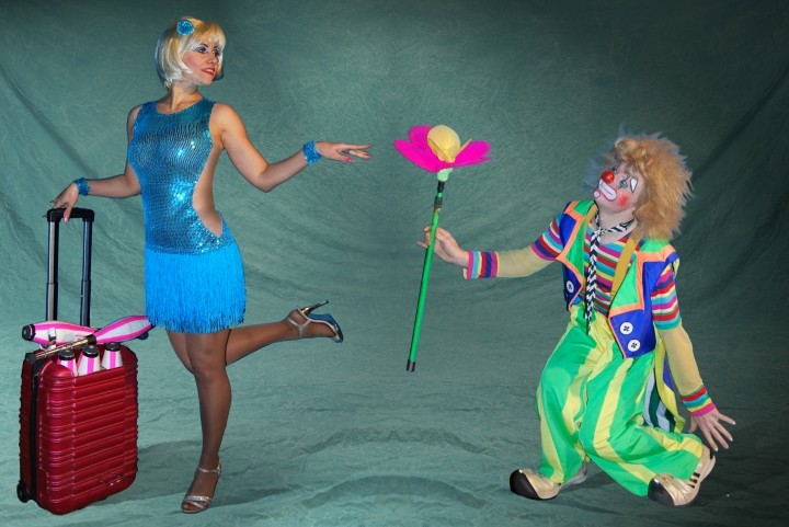 Голая в цирке фото 81468 фотография