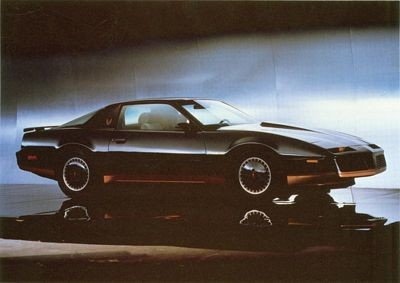 1982 Pontiac Firebird Trans Am