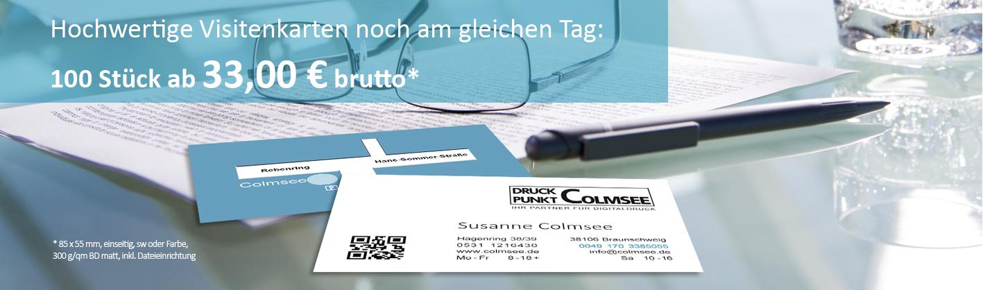 Druckpunkt Colmsee Digitaldruck Druckpunkt Colmsee