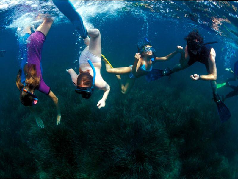 Snorkeling Sicilia