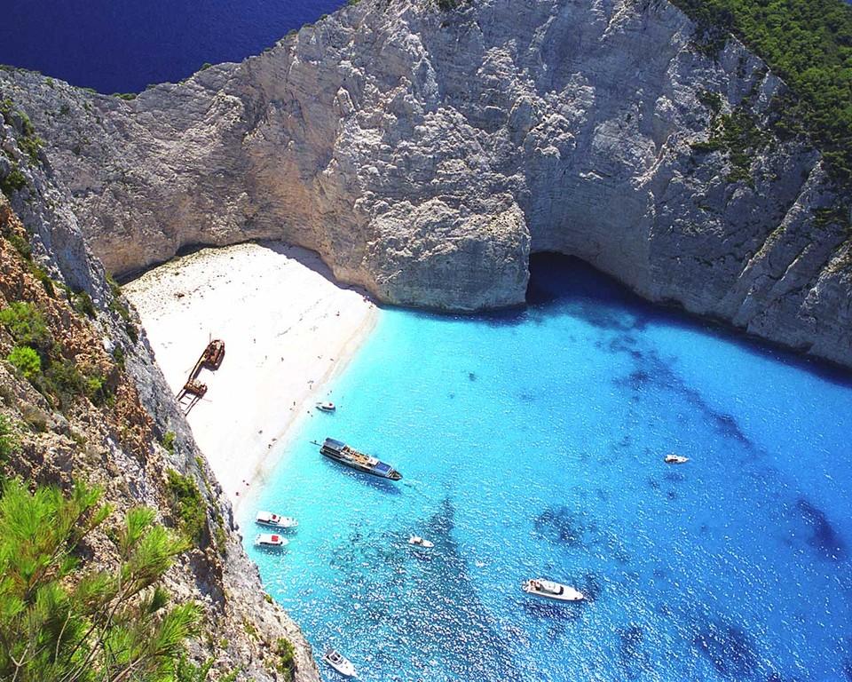 Grecia isole dell'Ovest -Zante-