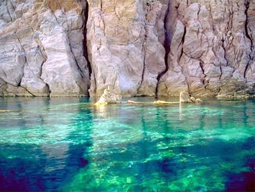 fondale Capo Sant'Alessio, Sicilia