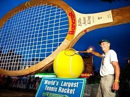 Größtes Racket?
