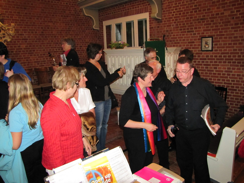 Benefizkonzert für die Kindernothilfe 13.6.2010