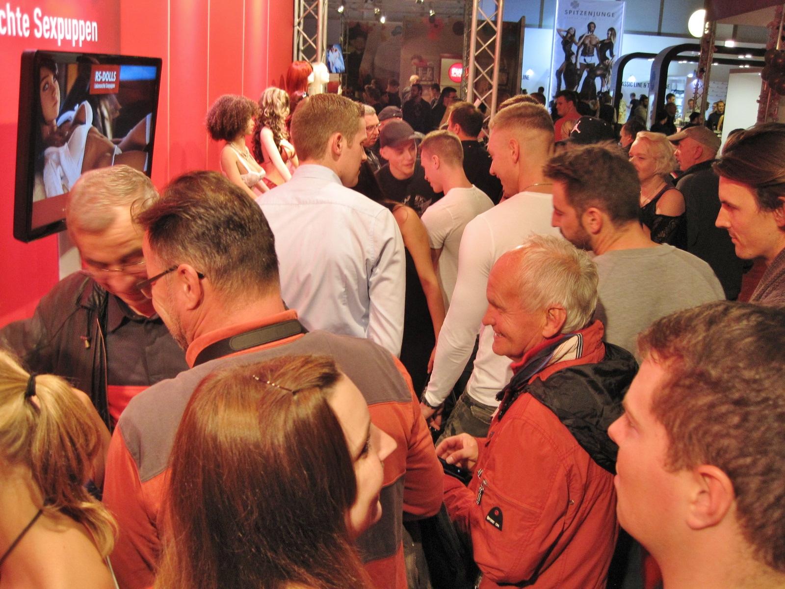 RS-Dolls bedankt sich bei allen Besuchern der VENUS-Berlin 2016 !!