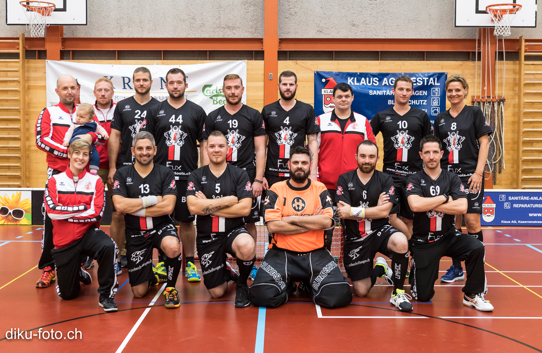 112Floorball Cup 2017 in Sissach