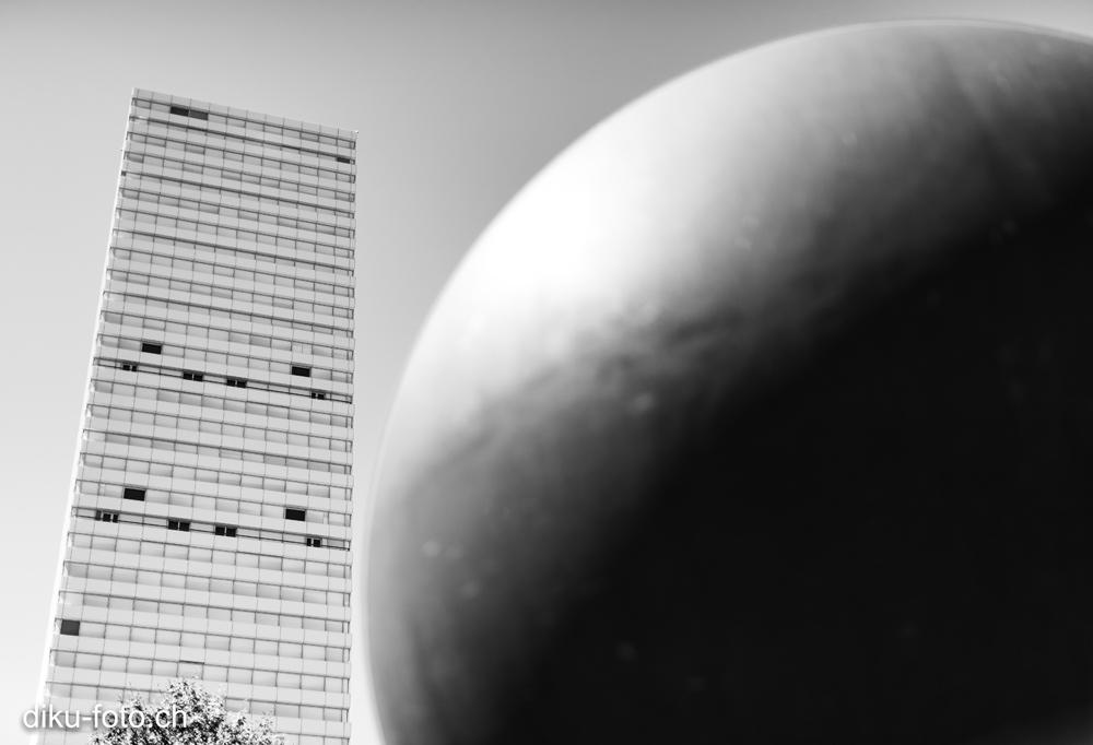 Roche Turm Basel