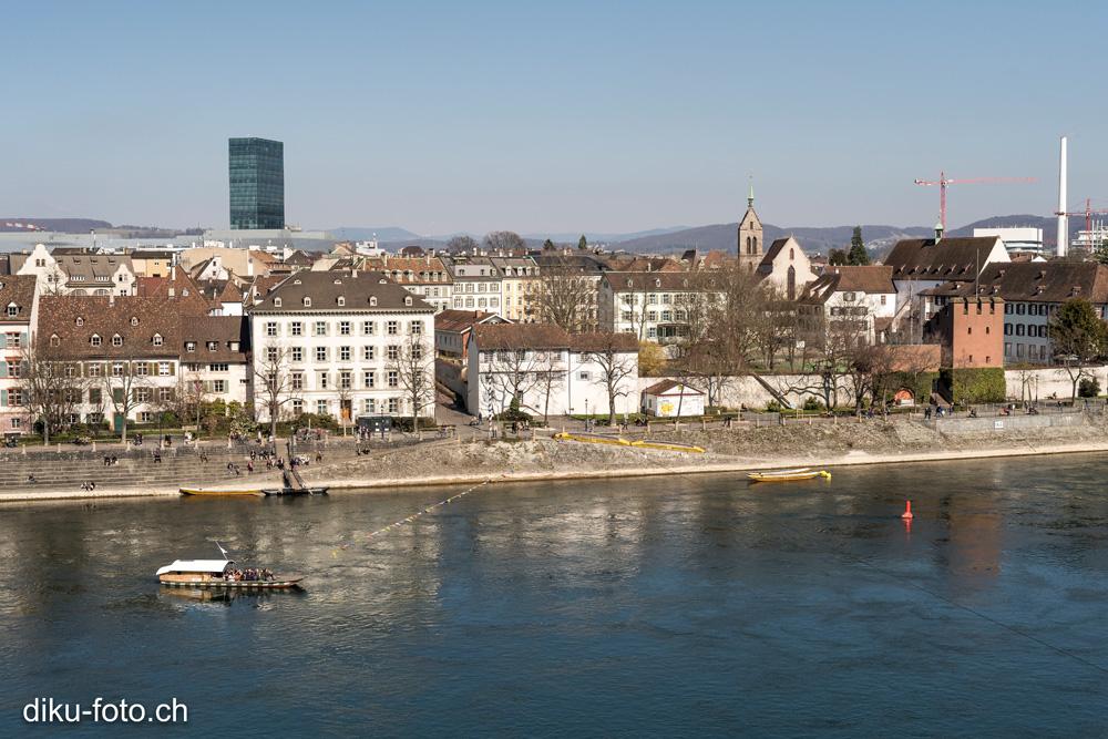 Frühling in Basel