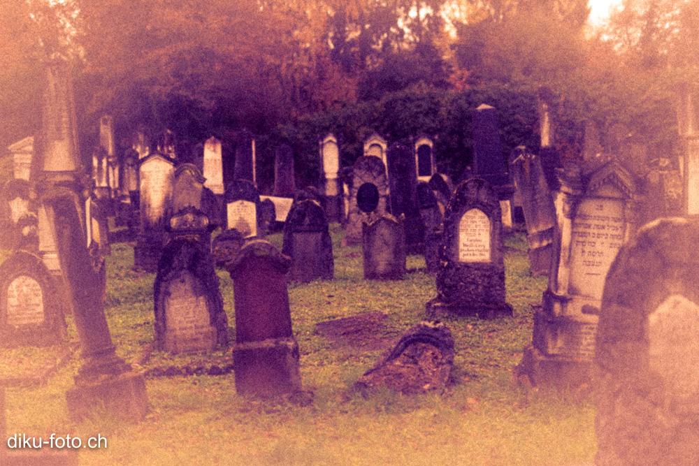 Jüdischer Friedhof Hégenheim