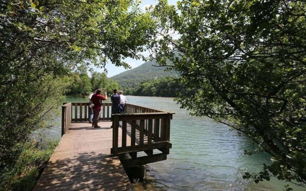 Espace naturel du lac de Castet