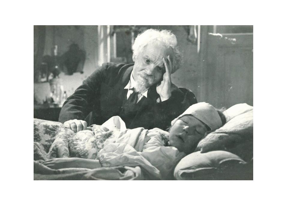 Doctor Fishman, Unvanquished, 1945