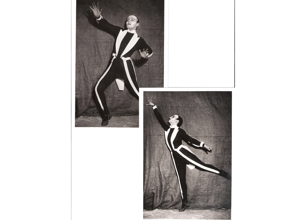 Танцор, «Труадек», 1926