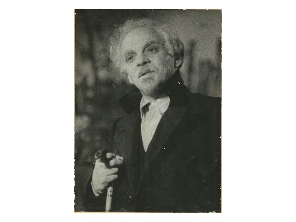 """ד""""ר פישמן ב-""""בלתי מנוצחים"""", 1945"""