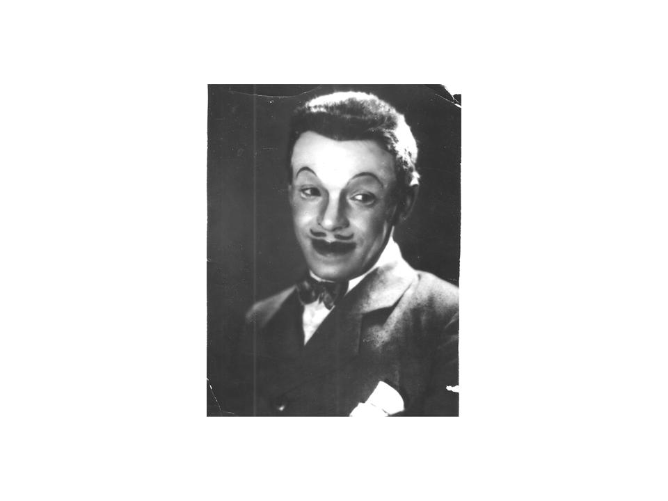 """אנטול ב-""""המיליונר, רופא השיניים, והעני"""", 1934"""