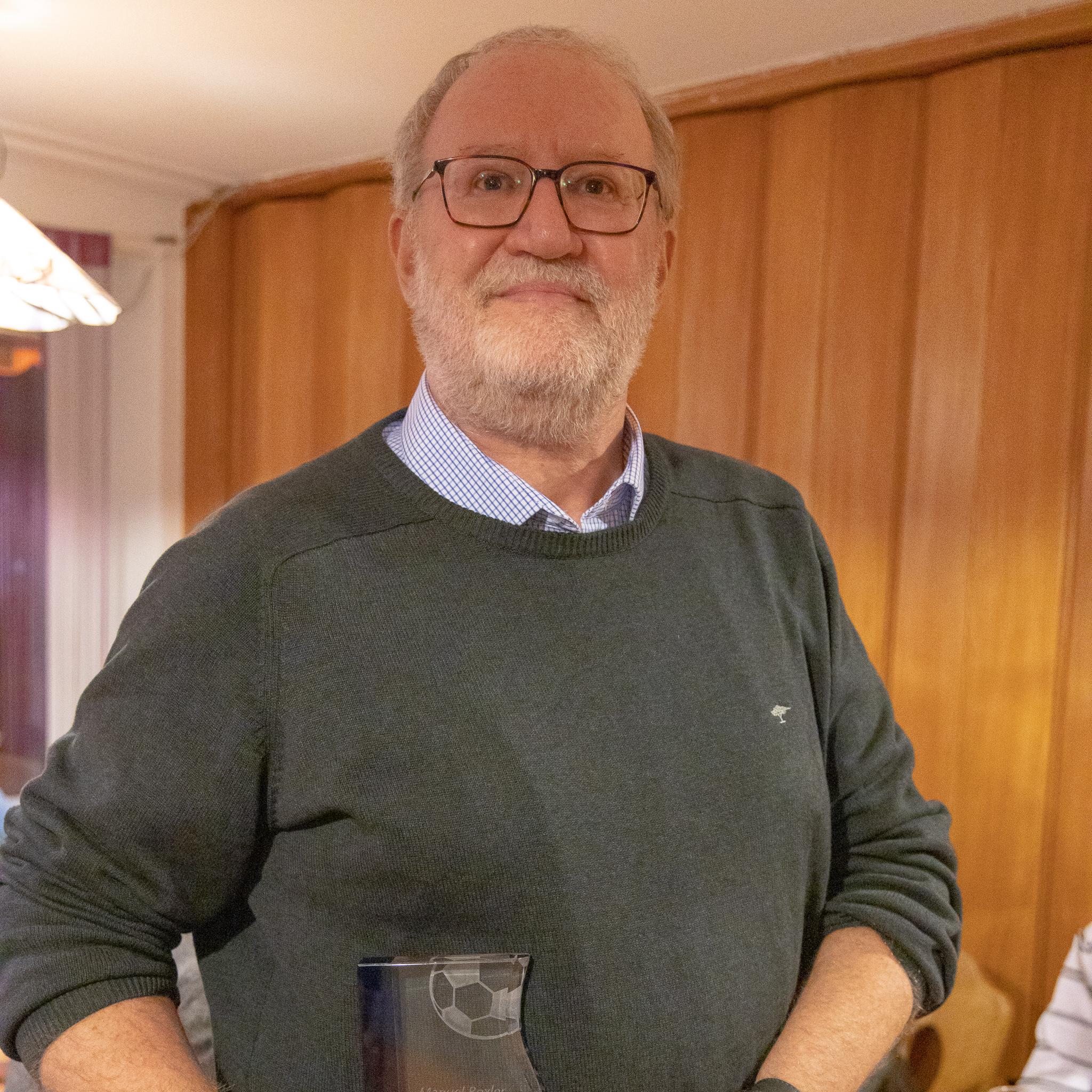 Manuel Boxler, 50 Jahre Mitgliedschaft