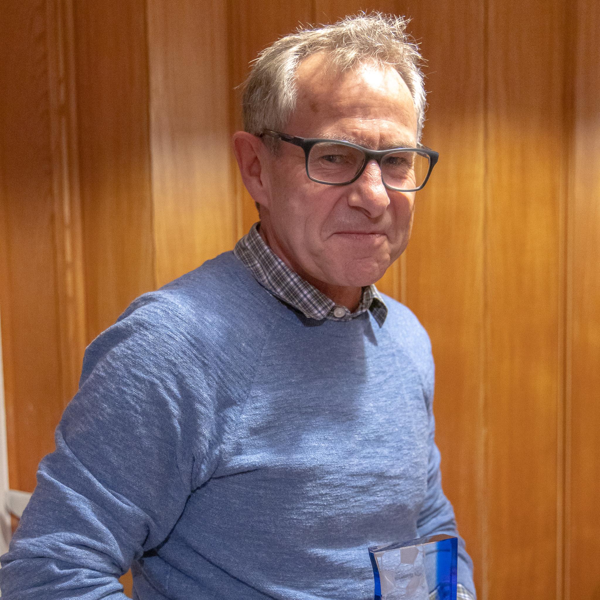 Dieter Janka, 50 Jahre Mitgliedschaft
