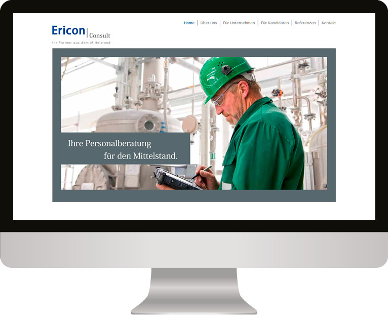 Internet Ericon Consult