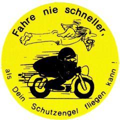Schutzengel, Motorrad
