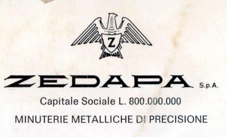 Zedapa Marchio '70