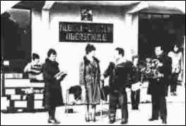 Bild von der Eröffnung 1978