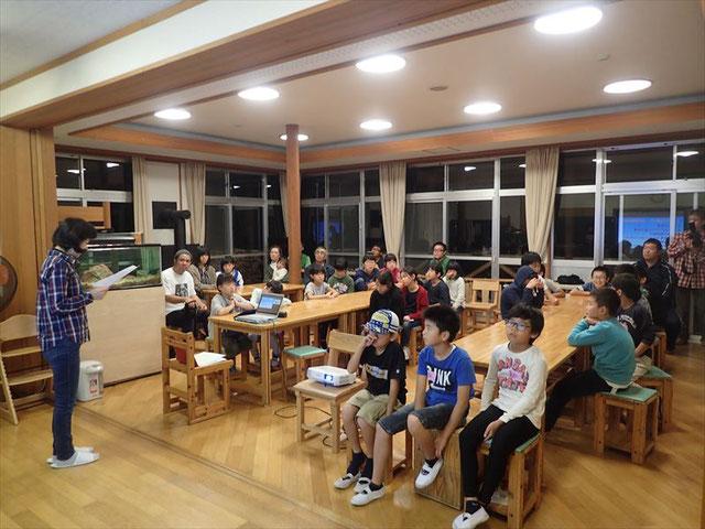 福島の保養キャンプ