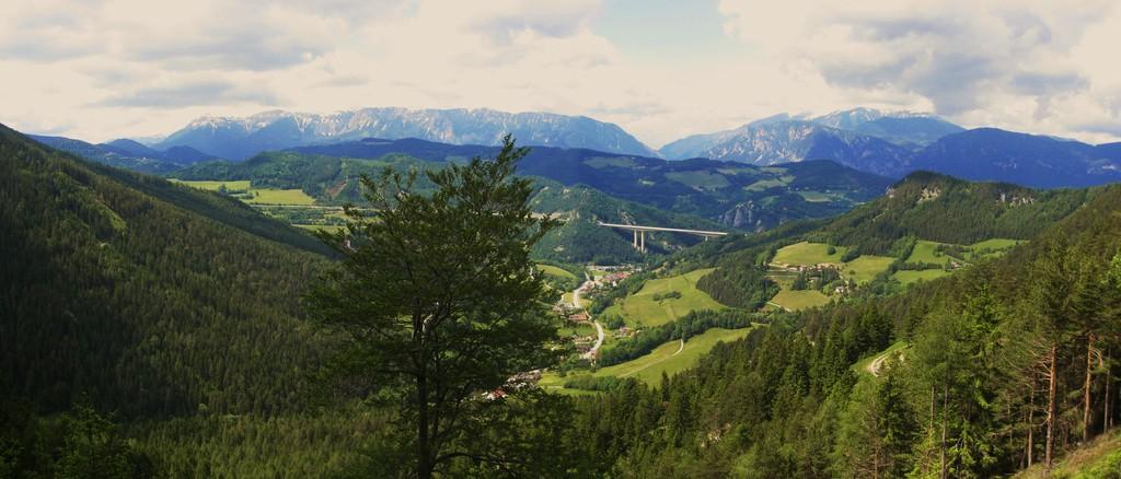 Rax und Schneeberg