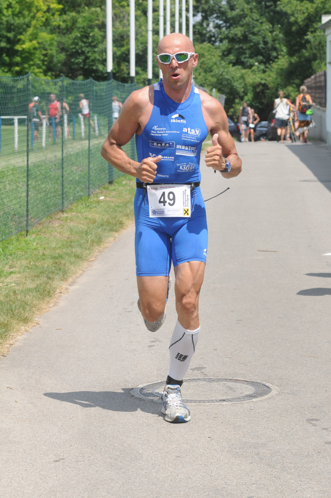 Sprint Triathlon in Schönkirchen